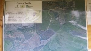 Trail Map, Grelen