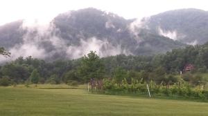 DuCard Mountian Views