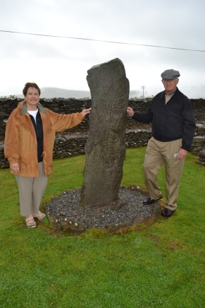 betty mar & tom at monastic site2