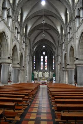daniel o'connell church inside